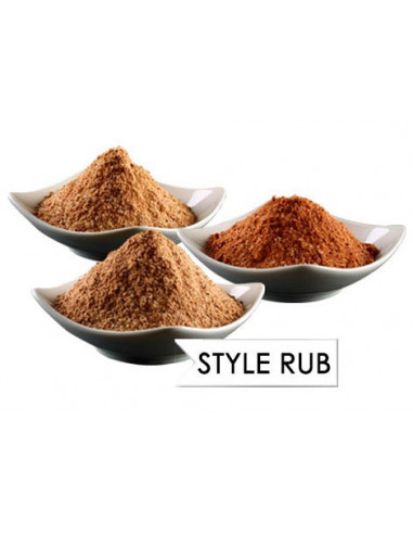 Pagani Style rub (Dulce y  picante )